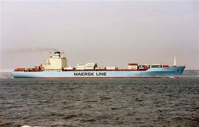 Maersk 3 painting - Unknown Artist Maersk 3 art painting