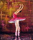 Ballerina by Unknown Artist