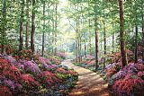 Woodland Walk by Unknown Artist