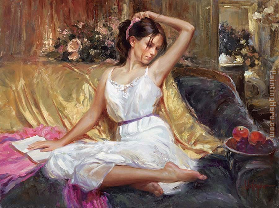Beauty painting - Vladimir Volegov Beauty art painting