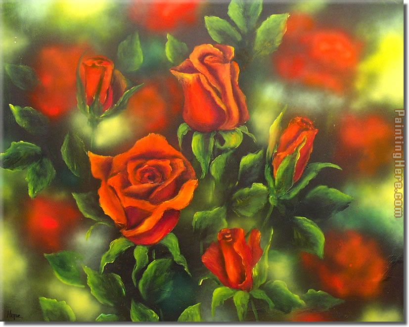 flower 2633 Art Painting