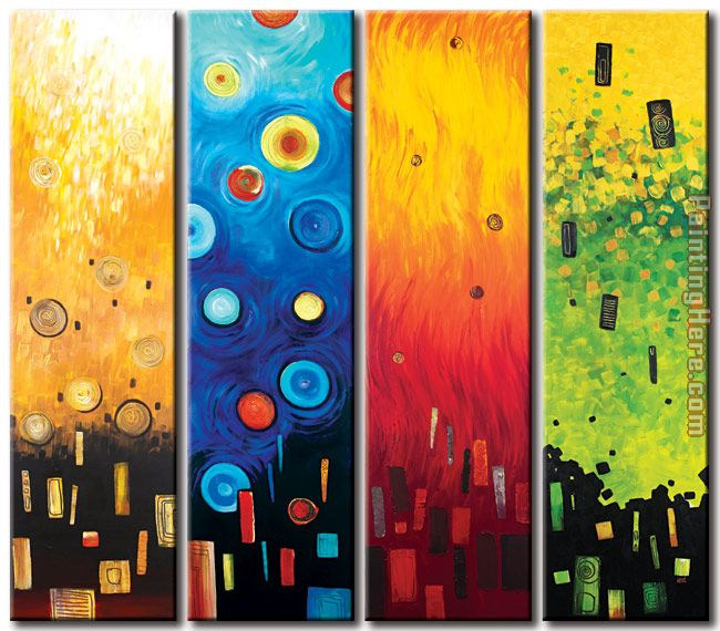 91413 painting - Abstract 91413 art painting