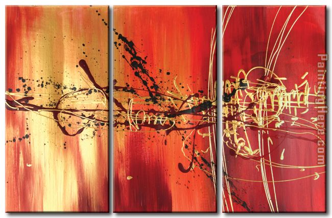91783 painting - Abstract 91783 art painting