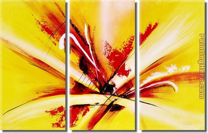 Abstract 9706 Art Painting