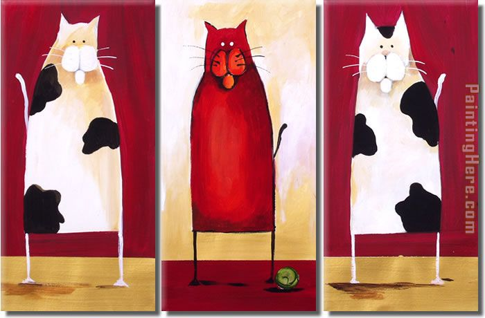 7121 painting - Animal 7121 art painting