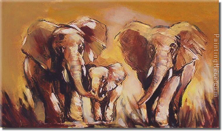 Animal 8137 Art Painting