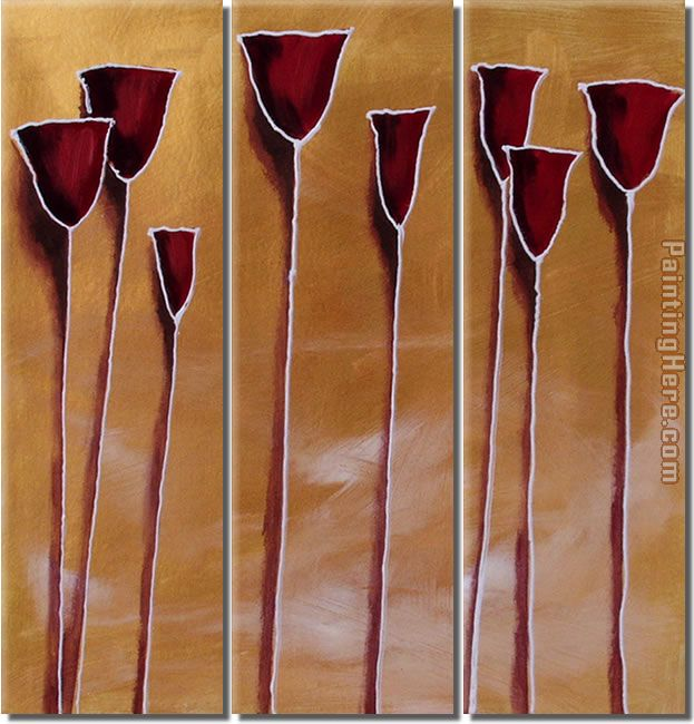 21259 painting - flower 21259 art painting