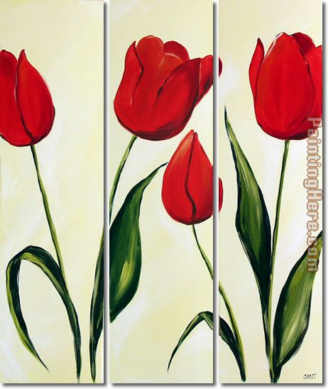 2127 painting - flower 2127 art painting