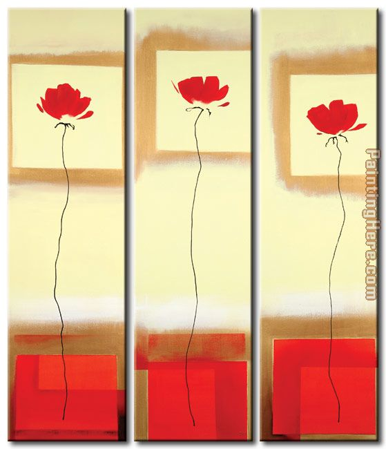 21342 painting - flower 21342 art painting