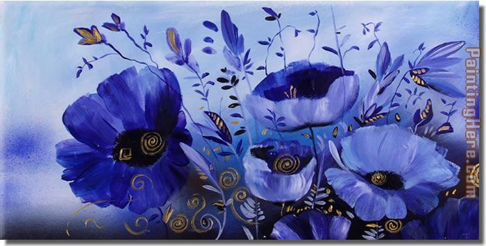 21364 painting - flower 21364 art painting