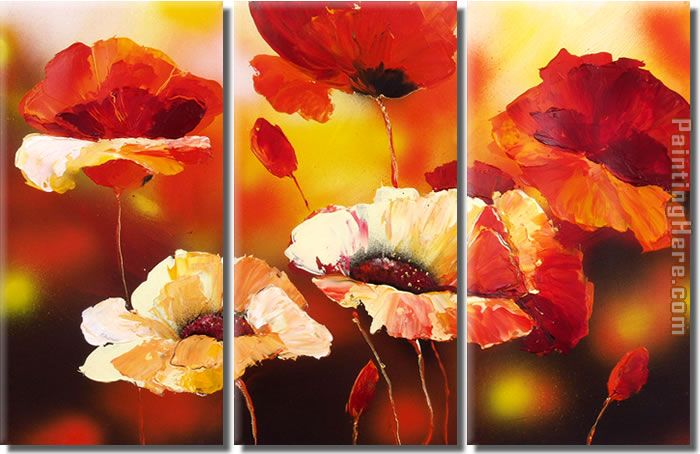 21471 painting - flower 21471 art painting