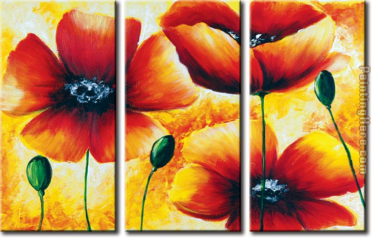 21532 painting - flower 21532 art painting