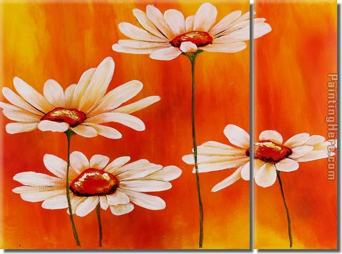 21552 painting - flower 21552 art painting