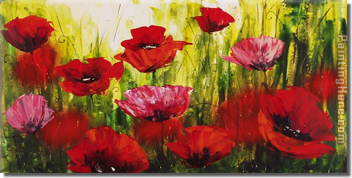 21770 painting - flower 21770 art painting