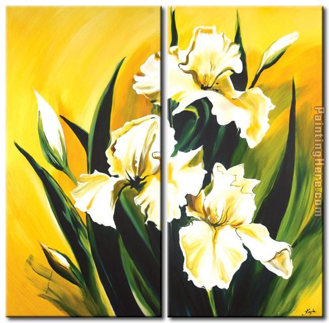 2187 painting - flower 2187 art painting