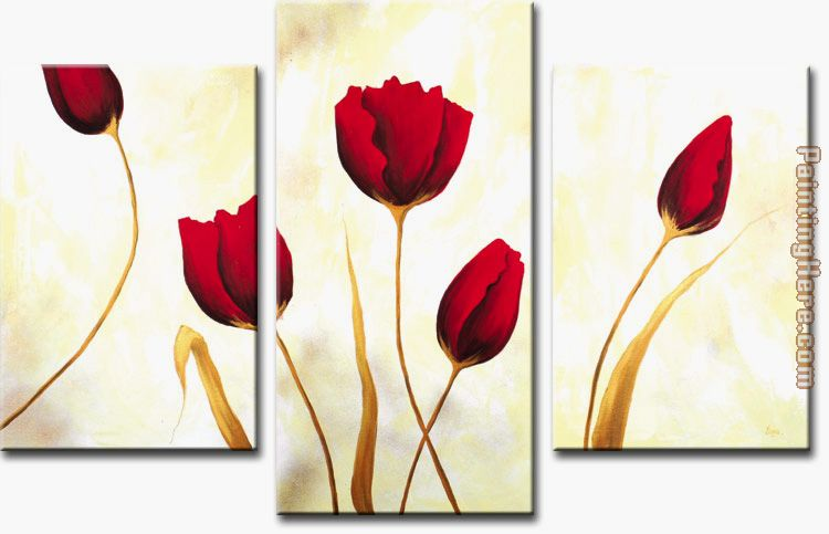 21966 painting - flower 21966 art painting