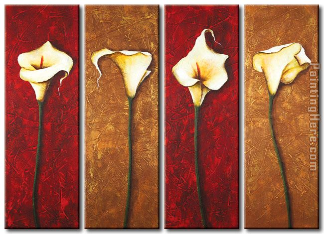 22007 painting - flower 22007 art painting