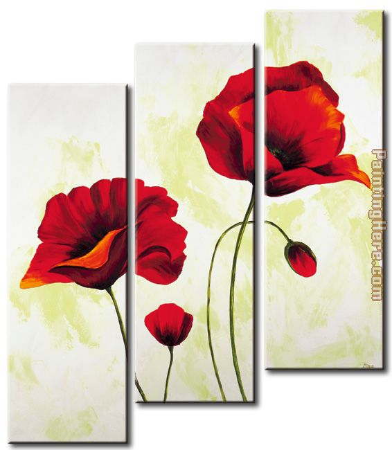 22085 painting - flower 22085 art painting