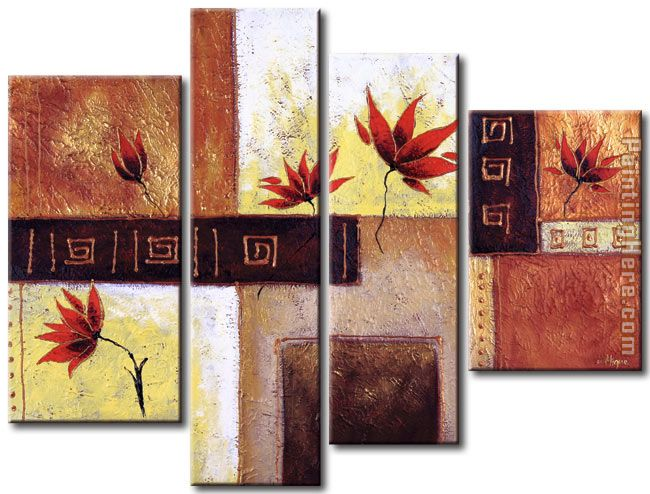 22131 painting - flower 22131 art painting