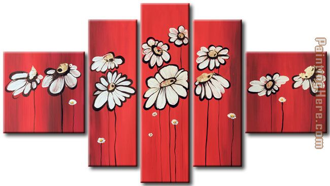 22200 painting - flower 22200 art painting