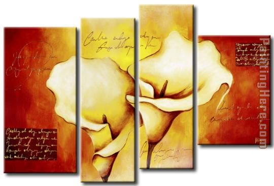 22289 painting - flower 22289 art painting