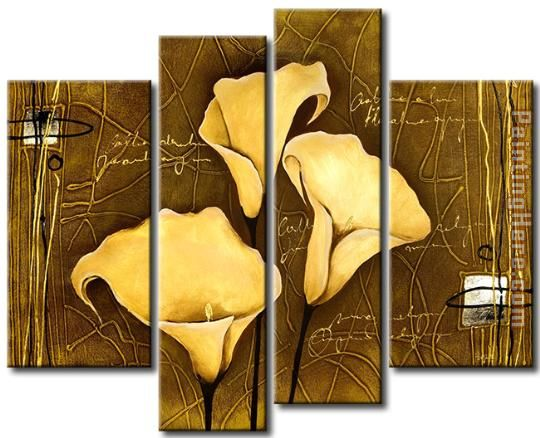 22320 painting - flower 22320 art painting