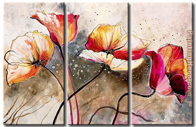 22353 painting - flower 22353 art painting