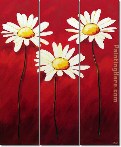 2308 painting - flower 2308 art painting