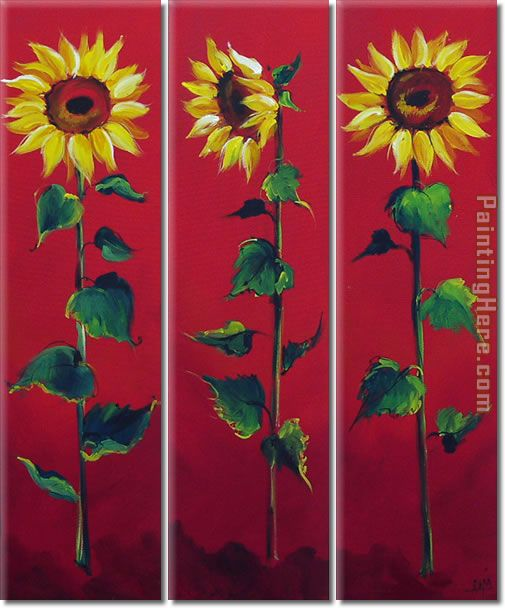 2318 painting - flower 2318 art painting