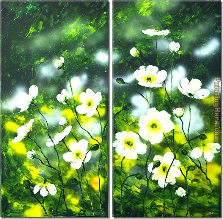 2791 painting - flower 2791 art painting