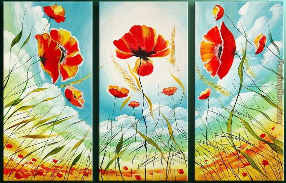 flower 888 Art Painting