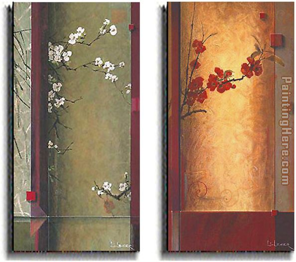 Blossom painting - flower Blossom art painting