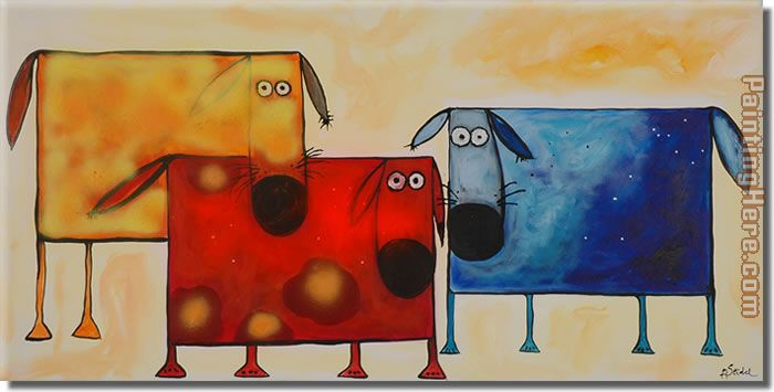 7225 painting - funny 7225 art painting