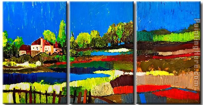 5560 painting - landscape 5560 art painting