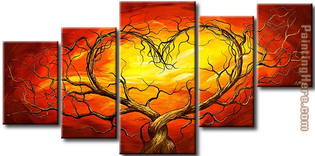 5613 painting - landscape 5613 art painting