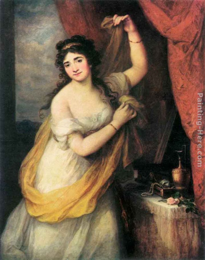 angelica kauffmann portrait of a woman painting anysize 50 off
