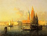 A View of Venice from Isola di S. Georgio