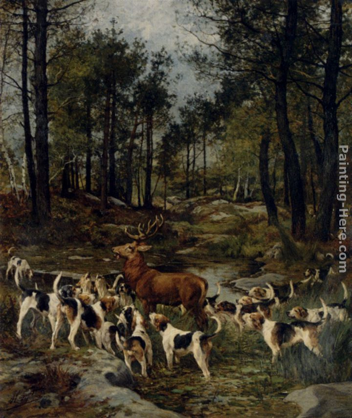 The Deer Hunt