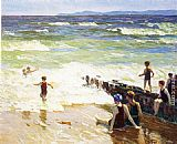 Bathers by the Shore