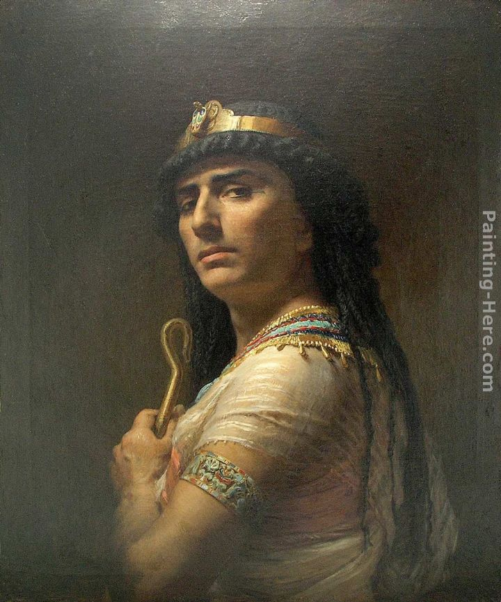 ... David painting - Frederick Arthur Bridgman King David art painting: paintinghere.com/painting/king_david_24665.html