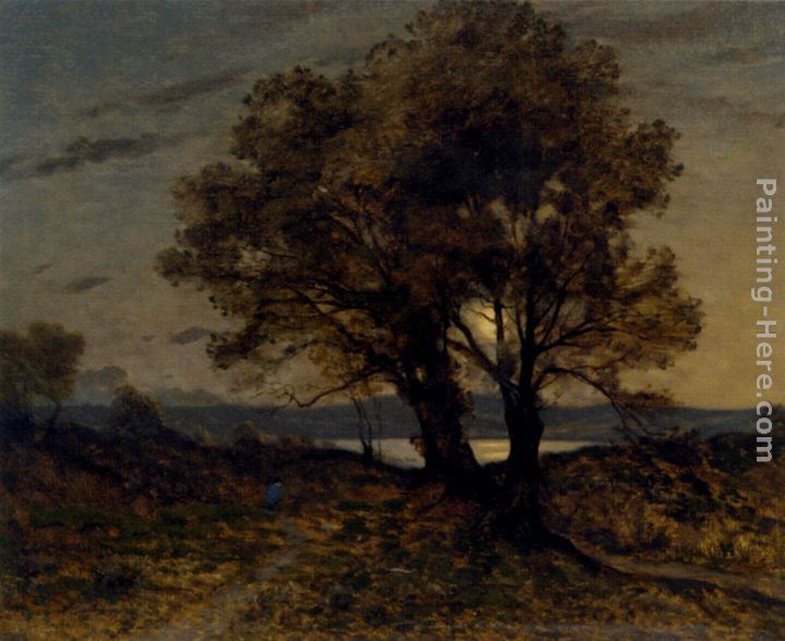 Clair De Lune Painting