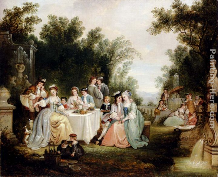 the wedding feast painting henry andrews the wedding feast art painting