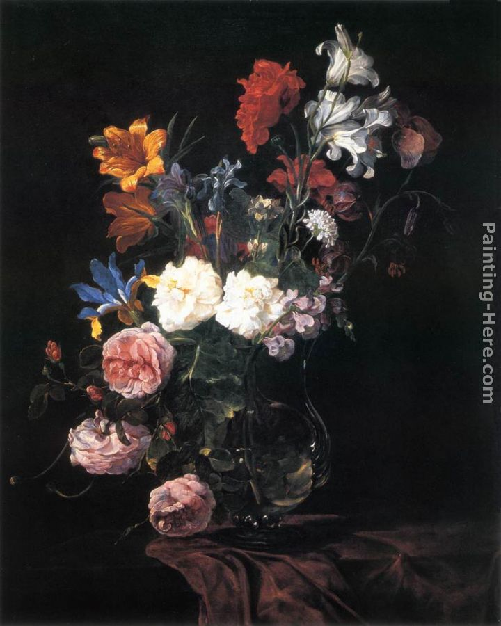 PaintingHere.com & Vase of Flowers Painting