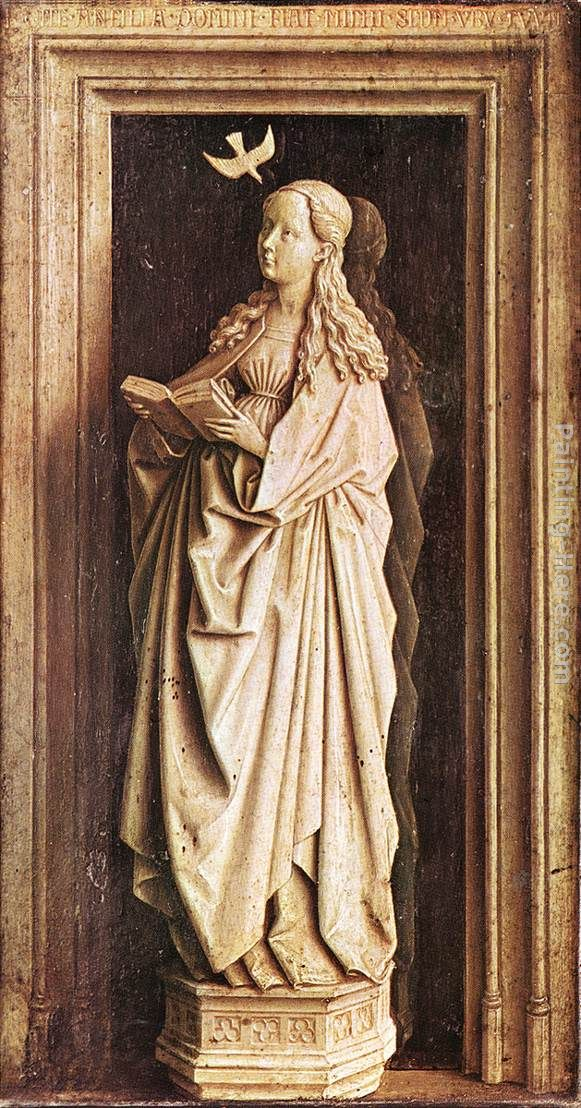 jan van eyck annunciation painting anysize 50 off