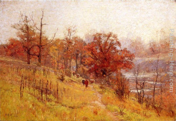 November's Harmony Painting