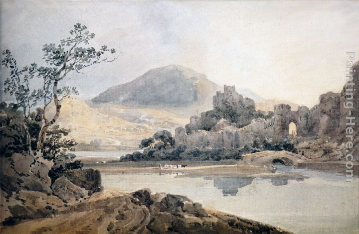 Castle Conway (after Sir George Beaumont)