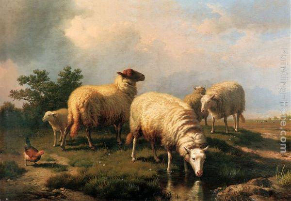 Eugene Verboeckhoven Paintings All Eugene Verboeckhoven