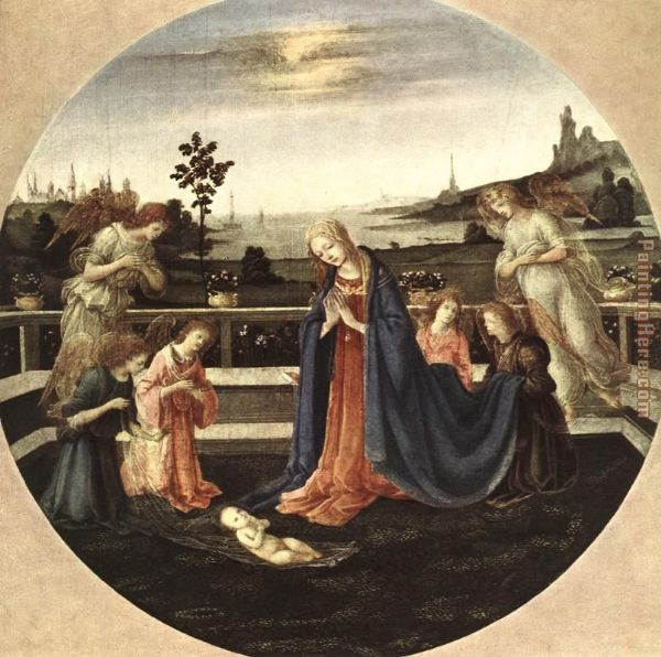 Filippino Lippi Paintings Each Filippino Lippi S