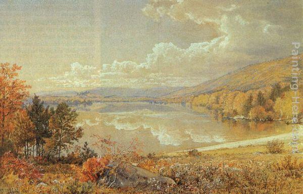 William Trost Richards Paintings All William Trost