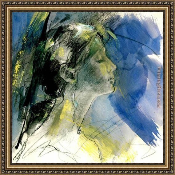 Anna Razumovskaya Sense of a Woman 8 Framed Painting